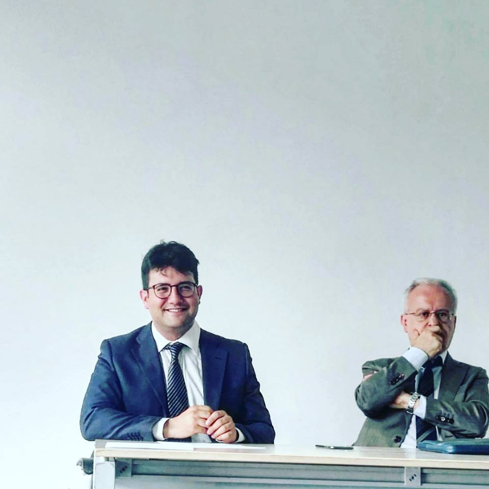 "Discorso di apertura Summer School Tor Vergata ""Gino Gorla"""