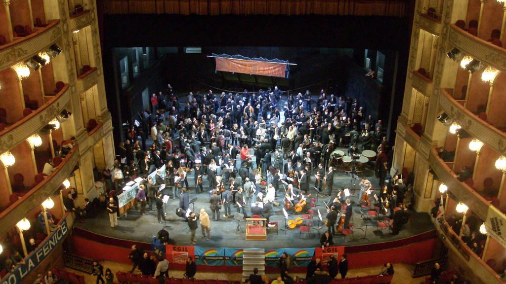 Novità per il personale delle fondazioni lirico-sinfoniche