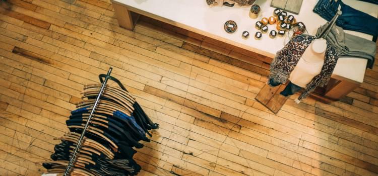 negozio in franchising