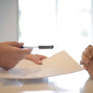 Agente di commercio, venditore dipendente e business partner